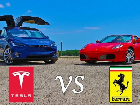 Compare Cars Race