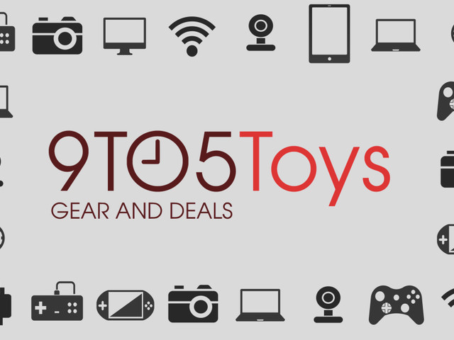 9to5Toys Lunch Break: 9.7″ iPad Pro 128GB $650, 12″ MacBook (2015) $899, Eneloop Rechargeable Battery Kit $26, more
