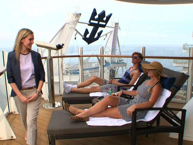 Video: Royal Caribbean's Royal Genies Curate a One-of-a-Kind Luxury Experience