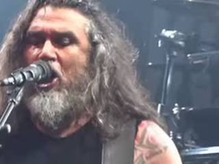 Video: SLAYER Performs New Song 'Implode' In Italy