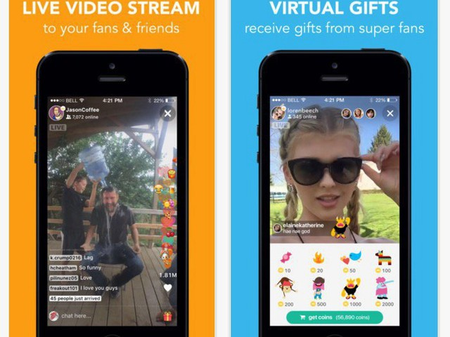 Live Video Streaming App 'Live.ly' Reaches #1 Spot in App Store