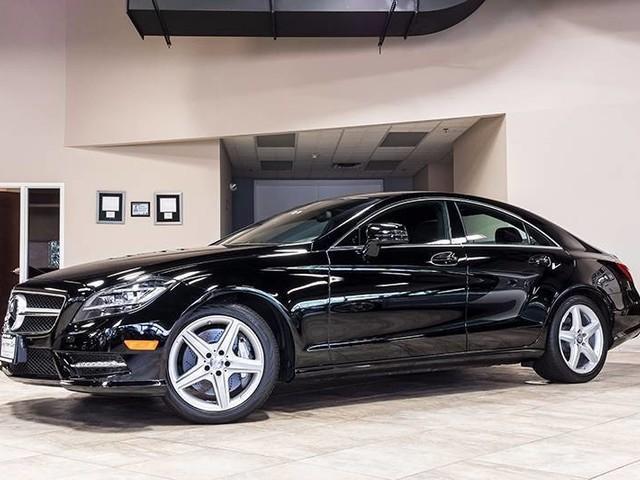 2014 Mercedes-Benz CLS550 4dr Sedan