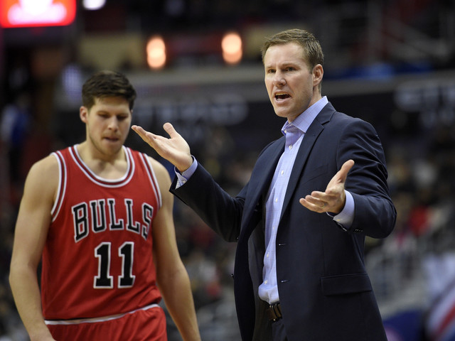 Bulls' Doug McDermott insists his confidence is fine during slump