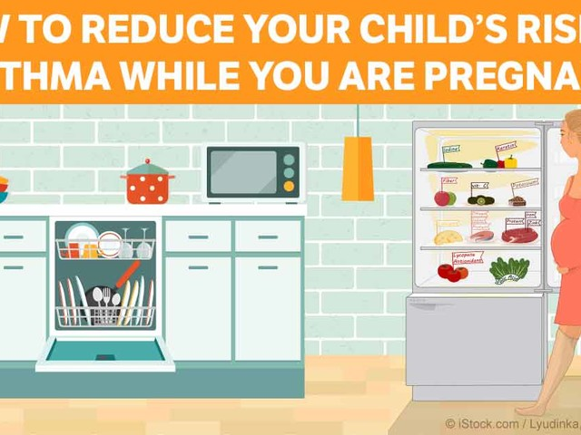Optimizing Omega-3 and Vitamin D During Pregnancy May Reduce Asthma in Your Child
