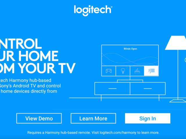 Logitech's Harmony app will let you control your smart home from your Android TV