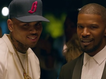 "VIDEOS: Jamie Foxx Featuring Chris Brown ""You Changed Me"" + Chris POPS OFF About Royalty's Chuck E. Cheese Party + Lil Mama's ""Sausage"" Drama"