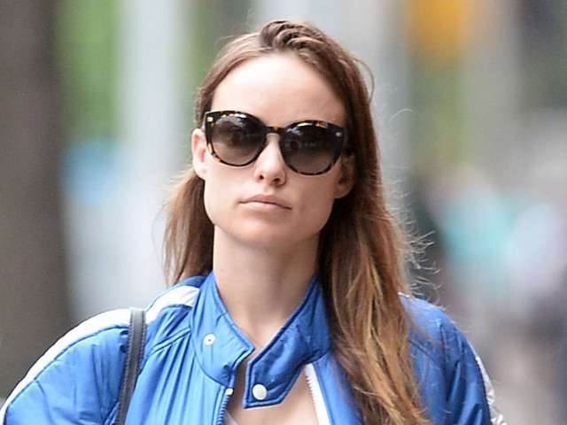 Olivia Wilde's Son Otis Likes to Watch Her Put on Makeup