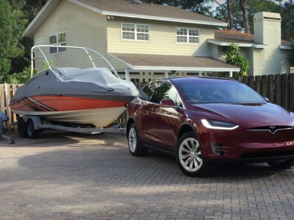 Recharge Wrap-up: Tesla Model X towing video, ethanol exports to China rise