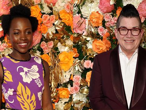Lupita Nyong'o & Lea DeLaria Join Ensemble Casts at Obie Awards 2016