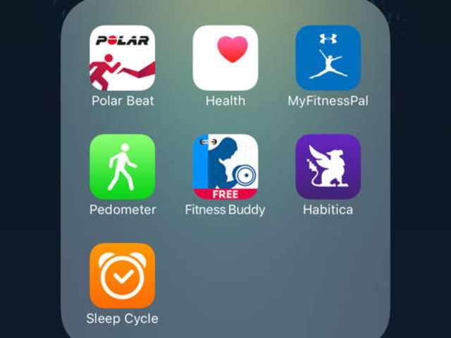 Best Fitness Apps To Keep Your 2016 New Year Resolutions