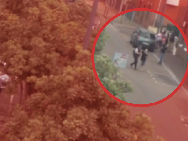 Video shows cops rushing nun to safety in ISIS church attack