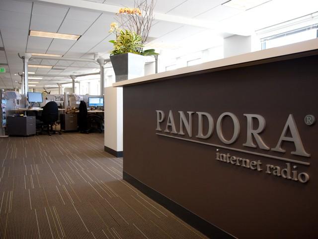 Pandora calls Apple a 'frenemy'