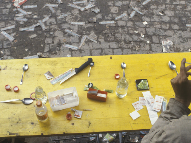 Drug Deaths Now 'A Public Health Emergency' - But Switzerland Offers Glimpse Of What Could Be