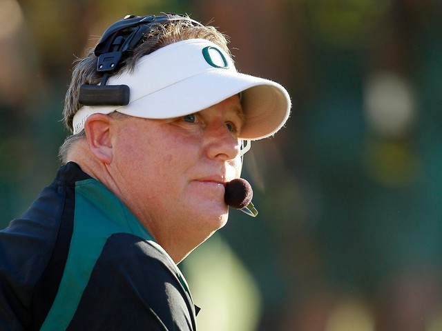 College ties: Chip Kelly's teams have drafted heavily from one conference