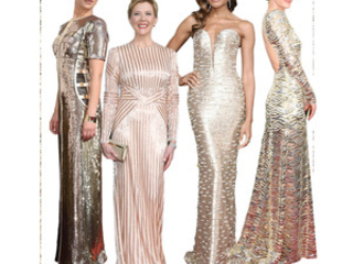 Golden Globes Style Tribes: What's Your Favorite Red Carpet Trend?