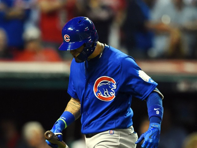 The Cubs laid down a terrible bunt at the worst possible time