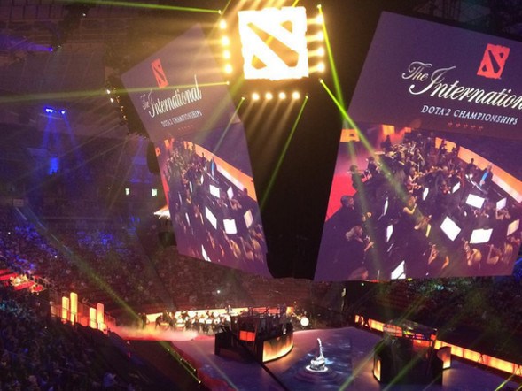 The International, Valve's $18 million Dota 2 tourney, disrupted by DDoS attack