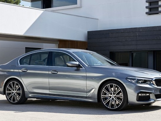 2018 BMW 5 Series Video, First Look