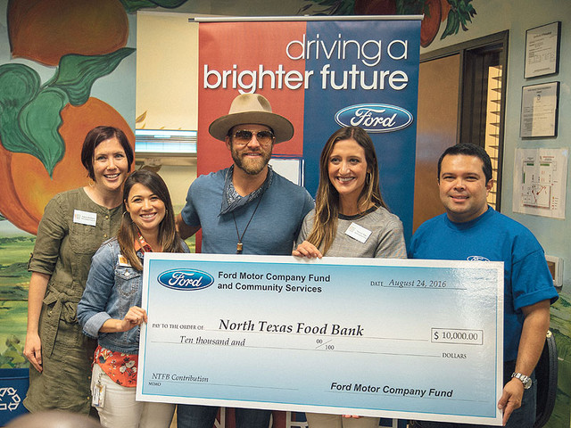 17 Hours, 3,000 Miles and 5 Cities: Inside Drake White's 'Livin' the Dream' Charity Blitz