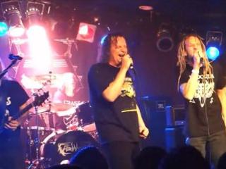 Video: VOIVOD Performs With DIE KREUZEN Frontman At Wisconsin Concert