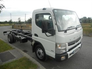 MITSUBISHI 7C18 Rigid Trucks 2013