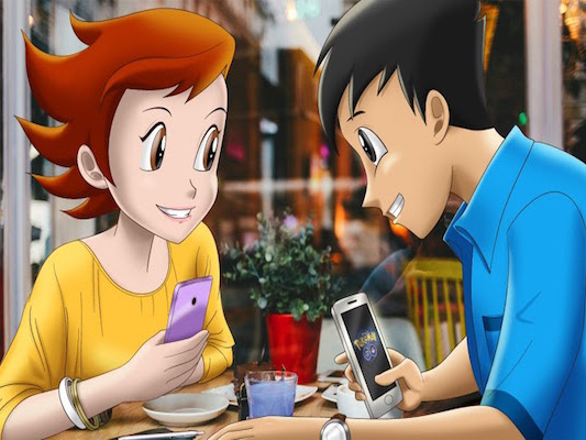 There Is Now A Dating Service Just For 'Pokémon GO' Players