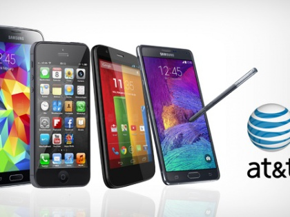 Get a Free Phone from AT&T with a 2-year Contract!