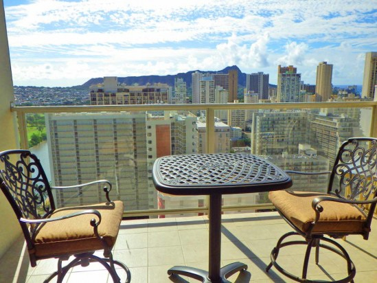 $145 - Ocean View High Floor 1BR with Free Parking, WiFi! (Waikiki, Hawaii)