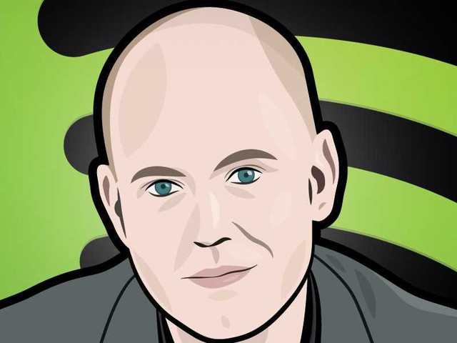 Spotify reportedly just raised $350 million