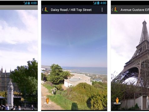 Android is Finally Getting a Standalone Street View App