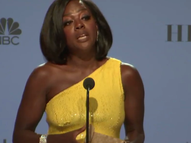 Viola Davis Gave A Great Speech About Trump and America, Too