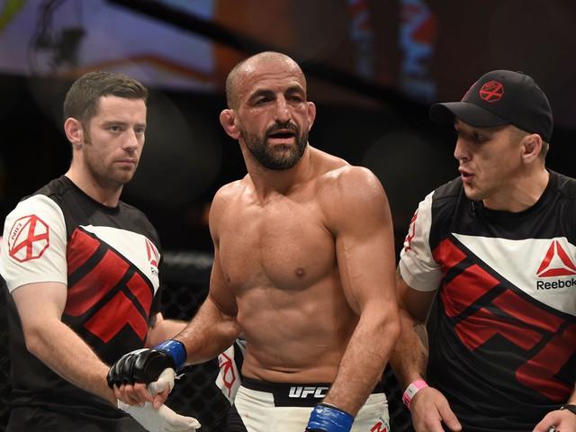 Documentary on UFC lightweight Reza Madadi to air in Sweden in 2016