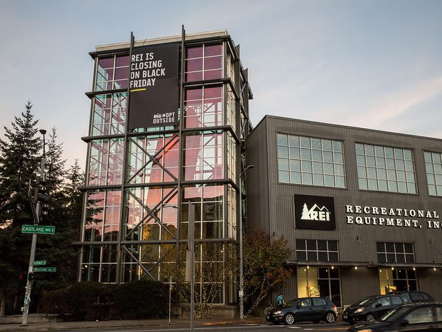 Why REI Is Still Refusing to Join the Black Friday Shopping Mayhem