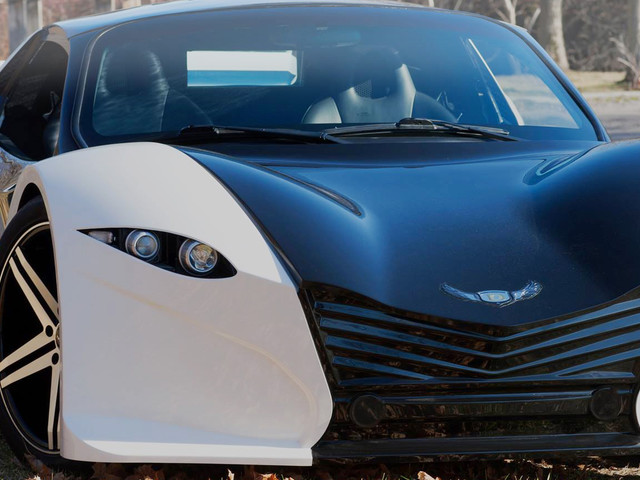 Dubuc Tomahawk all-electric supercar promised for 2017 debut