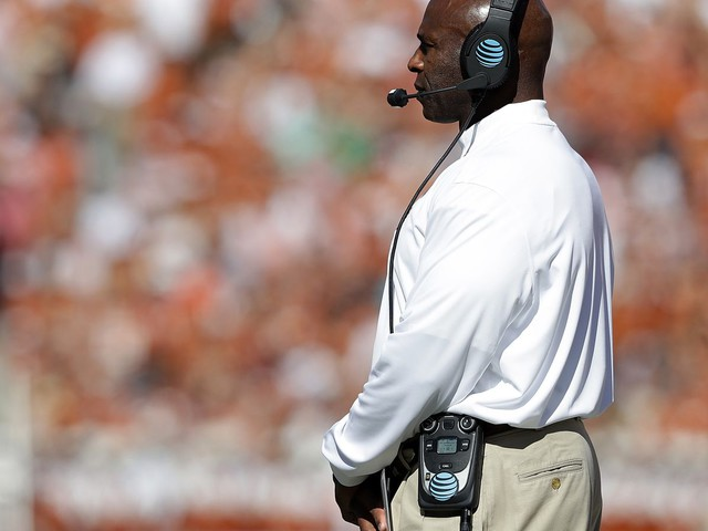 This stat shows how much trouble Charlie Strong's in at Texas