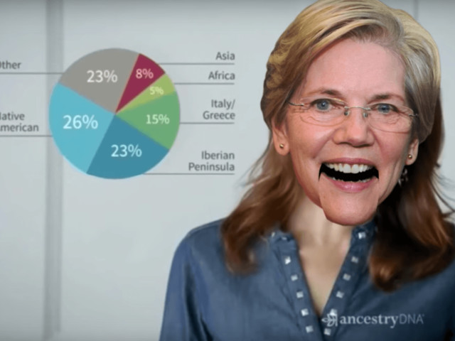 Video Spoof's 'Pocahontas' Warren With Ancestry.com Ad