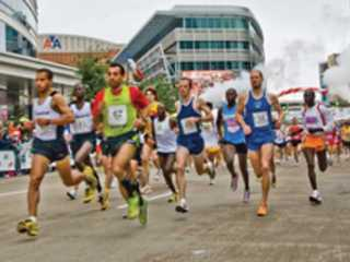 It's National Running Day — Here's How To Ace Your First Marathon