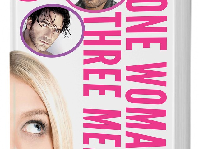 Pouline Middleton Announces Release of New Book – One Woman Three Men