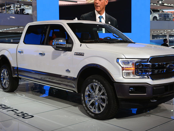 The 2018 Ford F-150 gets updated looks and engines, plus that diesel you wanted