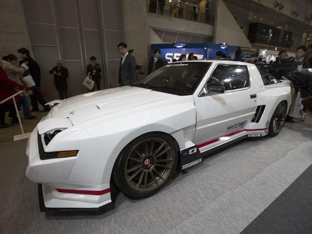 NAC Spec-D Mitsubishi Starion – Tokyo Auto Salon 2017