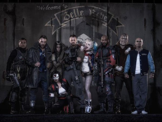 Video gives us our first look at Suicide Squad's new Batmobile