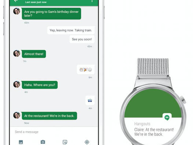 Android Wear Now Compatible With iPhone, iOS App Launches Today