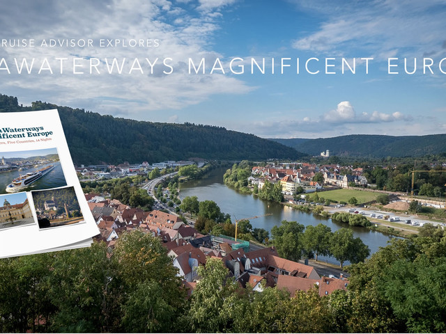 New Video & New eBook Featuring AmaWaterways Amsterdam To Budapest