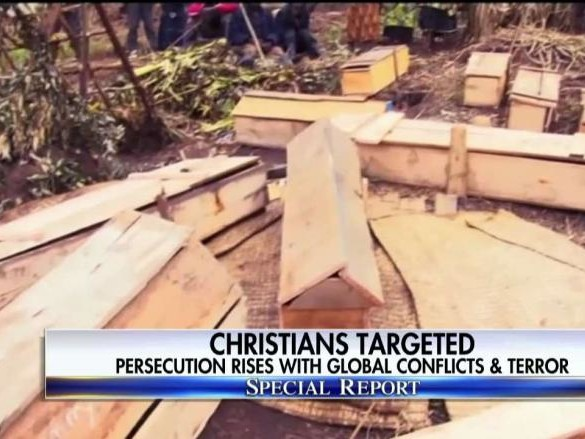 Study: Christianity Persecuted Around the World, 90K Martyred in 2016