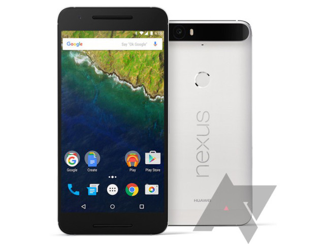 New Nexus 6P photo leak: It doesn't get any better than this