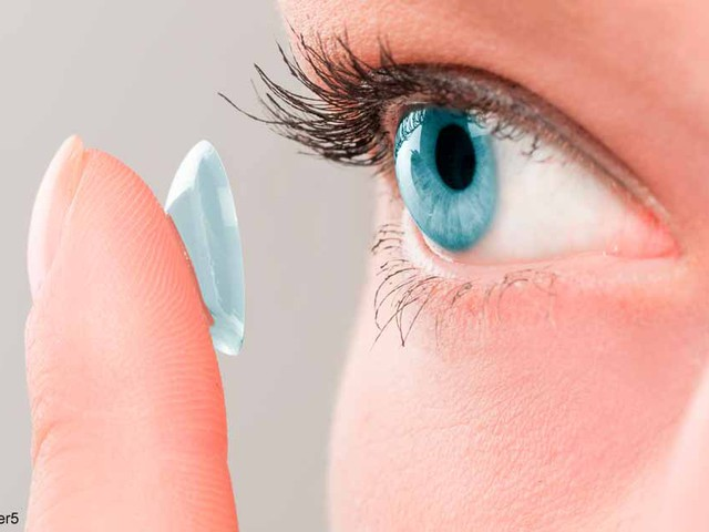 Contact Lenses May Lead to Serious Eye Infections If Not Used Properly