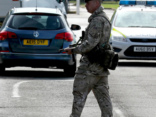 RAF Abduction Suspects 'Were Increasingly Likely To Have Been Working With Larger Team'
