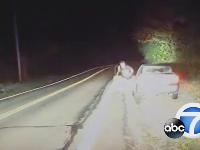 VIDEO: Man opens fire on deputies after high-speed chase in Ohio