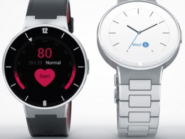 Alcatel's Smartwatch to Work with Android and iOS