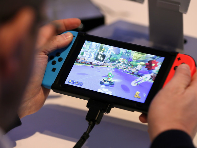 Everything you could possibly need to know about the Nintendo Switch